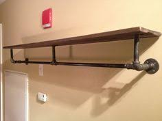 Industrial Closet Organizer - closet organizer from one sheet of plywood great ideas