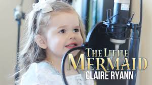 i g clair it s the happy birthday clown part of your world mermaid at 3 years