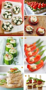 Appetizers Ideas 113 Best Appetizers Party Foods Images On Pinterest Desserts
