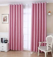 Pink And Brown Curtains For Nursery by Interior Beautiful Home Interior Decoration With Pink Curtains Of