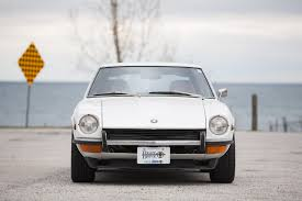 fairlady z white 1972 datsun 240z nissan fairlady z s30 right drive