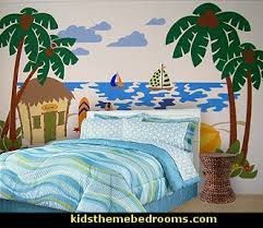 Surfer Comforter Sets Beach Theme Bedroom Girls Surfing Beach Bedroom Decorating Ideas