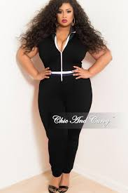 all white plus size jumpsuit jumpsuits chic and curvy