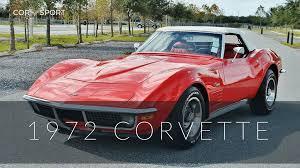 1972 corvette lt1 1972 c3 corvette guide overview specs vin info