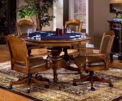 accessories charming dining room chairs casters home design