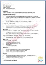 Building Engineer Resume Resume Civil Engineers Resume