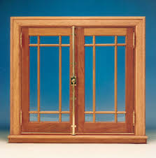 Casement Window by Traditionally Designed Custom Wood Inswing French Casement Window