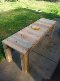 Wooden Pallet Bench Fantastic Wood Pallet Ideas Pallet Ideas Recycled Upcycled