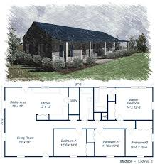 4 Bedroom Floor Plans For A House Reagan Metal House Kit Steel Home Ideas For My Future Home