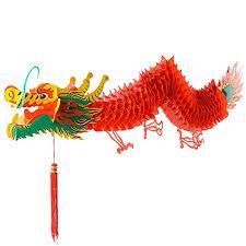 paper dragons zhumutang paper decoration 36 inch zhum