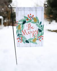 be merry christmas home u0026 garden flag u2013 second east llc