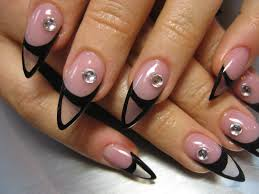 oval nail tips ideas nail nails art