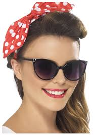 50s cateye sunglasses halloween costumes