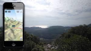 Walking Map App Maps 3d Gps Tracks For Bike Hike And Ski Youtube