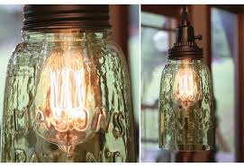 Jar Pendant Light Lights Mason Jar Pendant Light Mason Jar Light Fixture