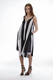 black and white jumpsuit jsong striped black and white wide leg jumpsuit dress jsong