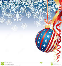 patriotic christmas cards patriotic christmas stock vector illustration of concepts 12010322