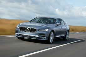 volvo usa 2017 volvo s90 new flagship sedan looks and drives great wfxl