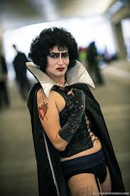 rocky horror picture show frank n furter boss