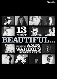 amazon com 13 most beautiful songs for andy warhol screen