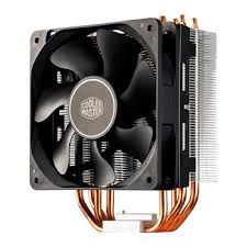 cooler master cpu fan hyper 212x tower cpu cooler with 4 heatpipes 1x120mm pwm fan intel