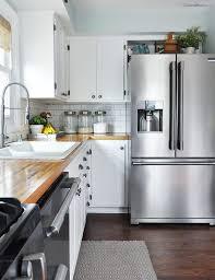industrial farmhouse kitchen cherished bliss