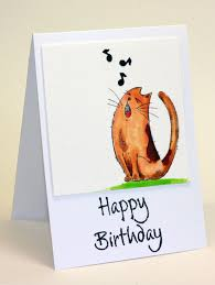 the 25 best cat birthday cards ideas on cat cards