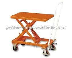 Hydraulic Scissor Lift Table by 300 1000kg Manual Small Hydraulic Scissor Platform Lift Table