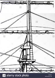 jacobs ladder is a hanging ladder of ropes or chains on a ship