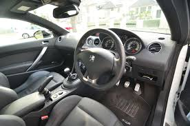 peugeot bipper interior the peugeot rcz emotion refined kensomuse
