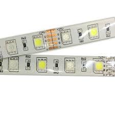 5050 led light strip 16 4ft 5050 rgb white led strip lights waterproof ip65 torchstar