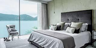 lit de chambre une tête de lit pour une chambre cosy