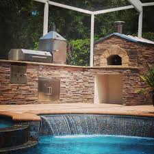pizza ovens premier outdoor living u0026 design