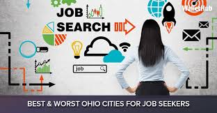 Ohio travel and tourism jobs images 2016 39 s best worst ohio cities for job seekers wallethub png