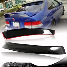 2000 honda civic spoiler for 1996 2000 honda civic 2 door abs plastic rear roof window