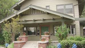 Two Story Craftsman by Day Jib Arm Move Left Out Along Nice Neutral Color Two Story House