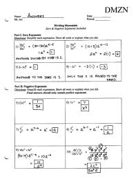 multiplying monomials and polynomials worksheet worksheets