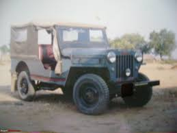 indian jeep mahindra my older jeeps team bhp