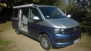 volkswagen california volkswagen california coast bi color 150cv 4 places 49500