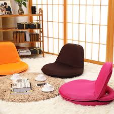 Small Folding Bed Four Color Portable Folding Bed On The Back Of A Small Chair