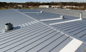 Corrugated Asphalt Roofing Panels by Mcelroy Standing Seam Metal Roofing