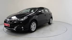 auris 2016 toyota auris icon black auris icon ni shelbourne toyota