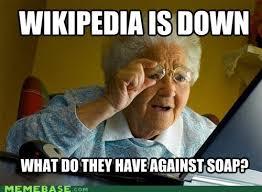 Internet Lies Meme - all soap has lye in it memebase funny memes