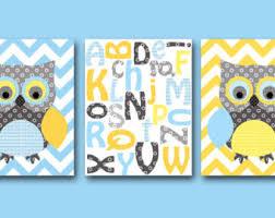 Grey And Yellow Nursery Decor by Gray Turquoise Elephant Nursery Giraffe Nursery Baby Room