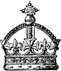 queen queen crown colouring pages clip art library