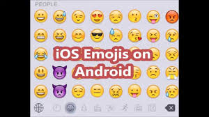 ios emojis on android how to get ios emojis on android