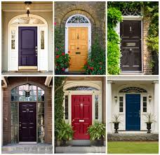 Best Front Door Colors Front Entry Door Colour Inspiration For The Home Pinterest