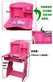 Study Desk Malaysia Hello Kitty Study Table