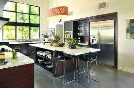 cuisine avec ot central cuisine 15m2 ilot centrale er plan par est meub plus place pour