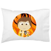 design your own pillowcase custom personalized kids pillowcases monogrammed kids pillowcase